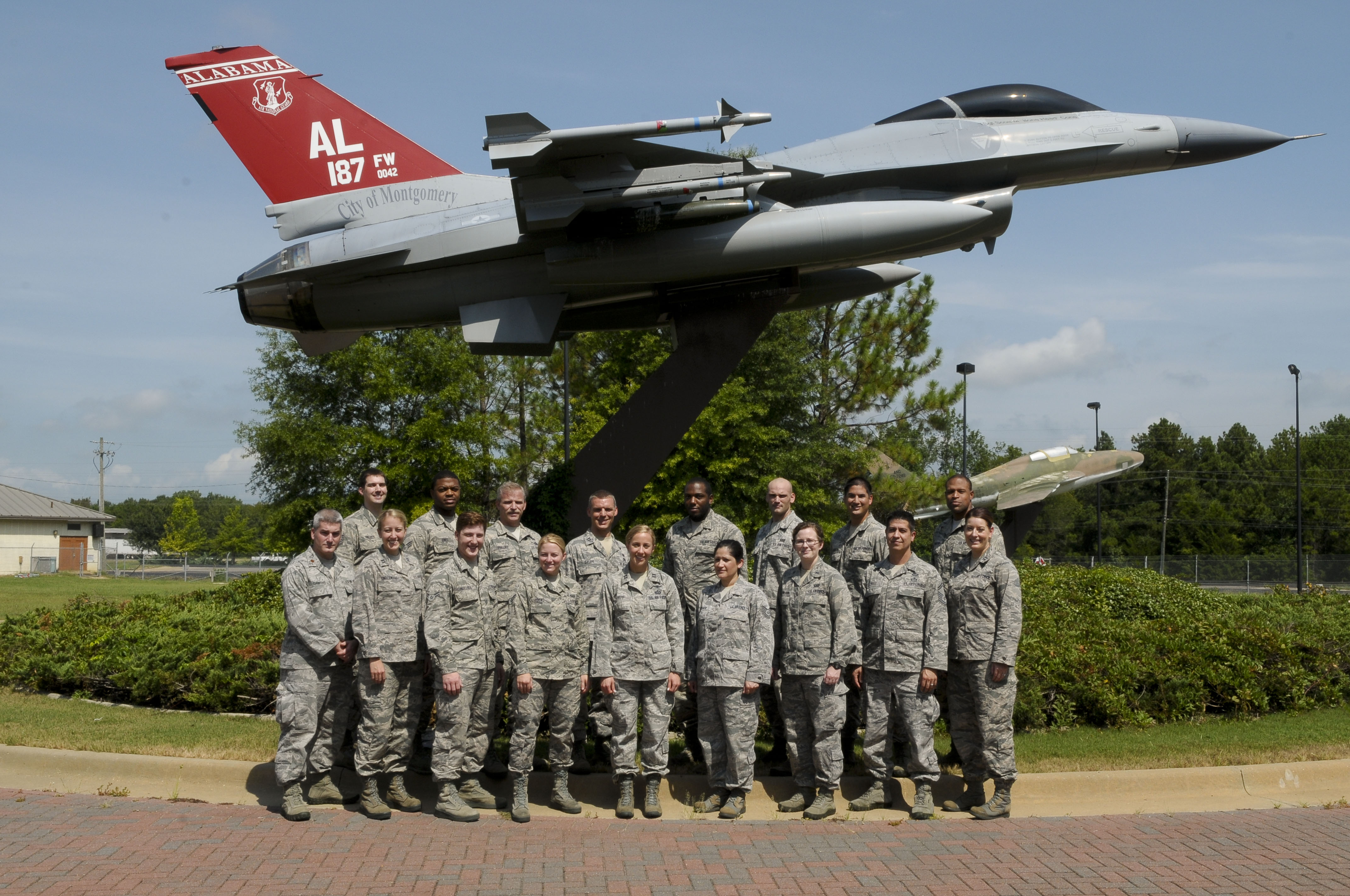187th Fighter Wing hosts needed course for Intelligence