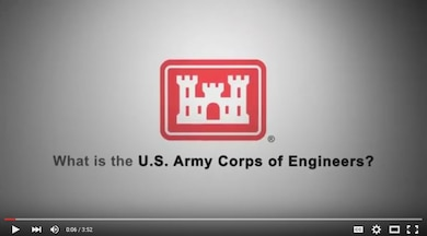 U.S. Army Corps of Engineers video provides a summary of the organization's missions. Produced in September 2015 by Headquarters USACE and Sacramento District.