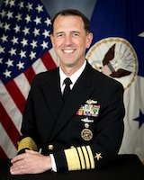 120212-N-AT895-703 WASHINGTON   (Feb. 12, 2012) Chief of Naval Operations (CNO) Adm. John Richardson, the 31st CNO. (U.S. Navy photo by Mass Communication Specialist 1st Class Nathan Laird/Released to archive)