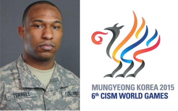 Sergeant Victor Terrell (U.S. Army) went 2-2 at 86 kg/189 lbs., the top U.S. performance on the second day of freestyle wrestling at the 6th Conseil International du Sport Militaire (CISM) World Games, at the Mungyeong Indoor Gymnasium on October 7th
