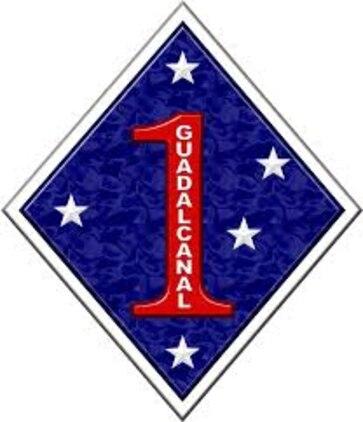 1st Marine Division Logo