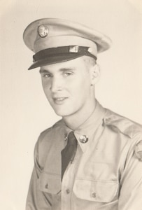 U.S. Army Cpl. Robert E. Meyers