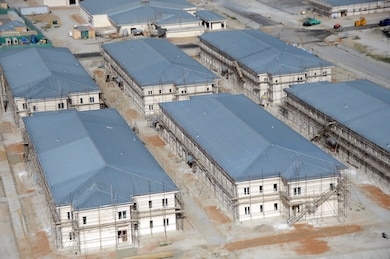 Kabul is home to a new headquarters for the Ministry of the Interior. The compound will house a state of the art National Police Command Center. MoI oversees the Afghan National Police force.
