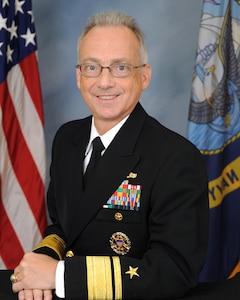 Rear Admiral Hugh D. Wetherald