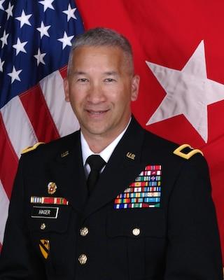 Brig. Gen. Stephen J. Hager