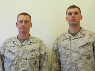 09 Oct 2015 - Coach of the week, Pearson, Kenneth C. with SOI and	High Shooter LCpl Ray , Jessie A. with 2D SUP BN shot a 347