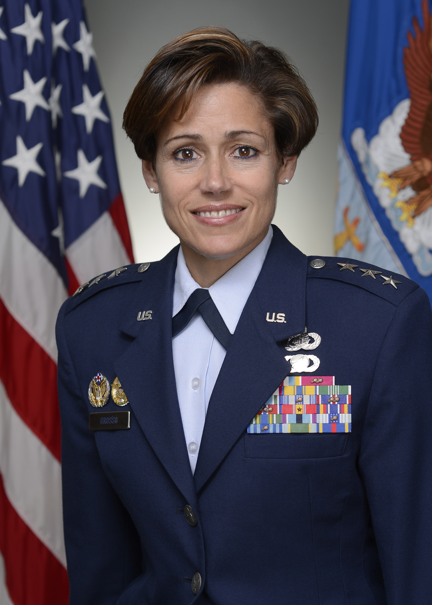Flag Decorations For Home Lieutenant General Gina M Grosso Gt U S Air Force