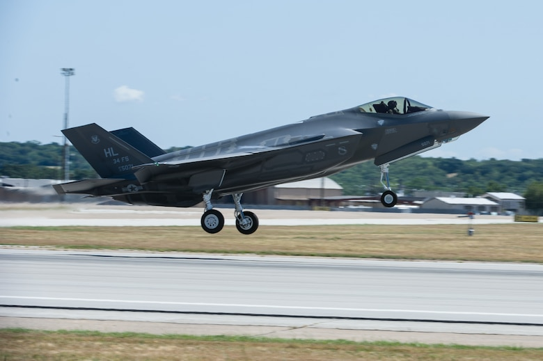 The F-35 Lightning II is still in the development phase, even as it's being delivered to the field and readied for combat operations. As engineers, operators and maintainers discover issues with the aircraft, corrections and fixes are made to current and future aircraft. (Photo courtesy of Lockheed Martin)