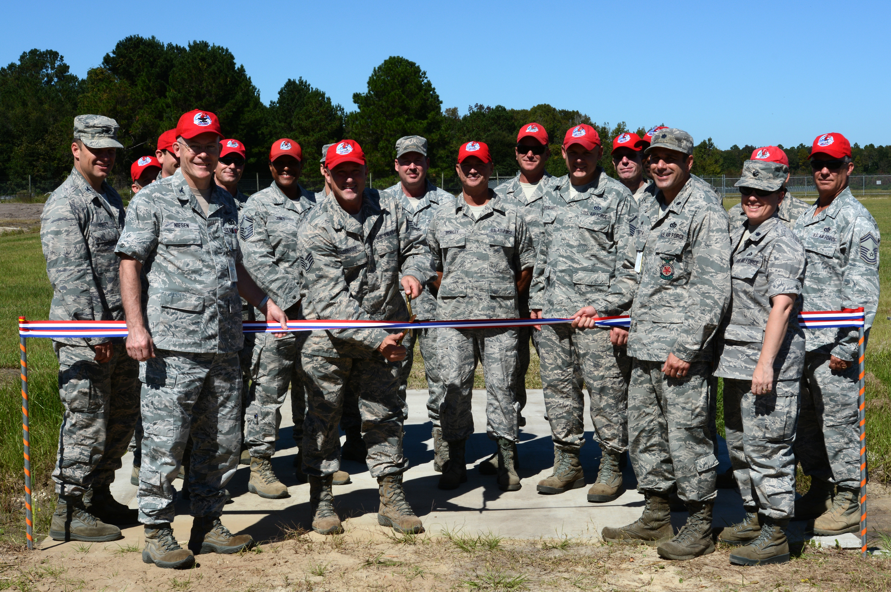 Minute Man Park Opens At The 125th Fighter Wing 125th Fighter Wing Article Display