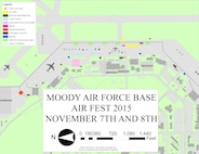 Moody Open House Map 2015