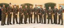 General Dunford's visit to Detachment Jerusalem