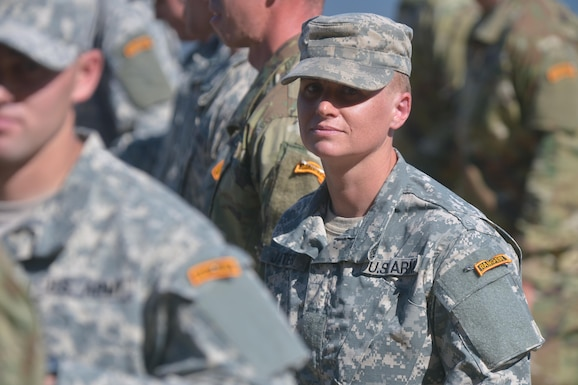 First of a three-part series on the journey MAJ Lisa Jaster took to complete U.S. Army Ranger School.
