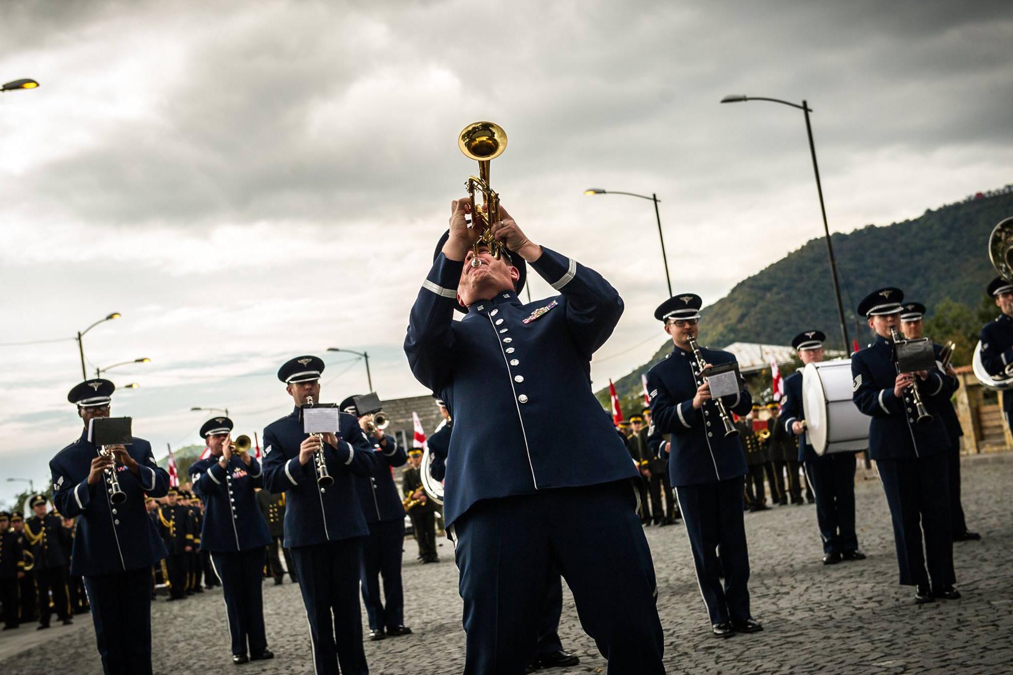 Georgia Trumpet Solo