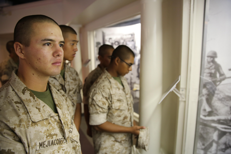 Dating marine officer
