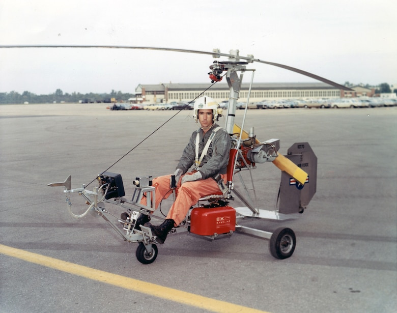 Bensen X-25A Gyrocopter > National Museum of the US Air