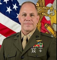 Lieutenant Colonel Eric G. Burns