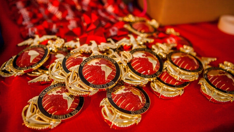 Ruby Run: 30,000 runners participate in 40th Marine Corps ...