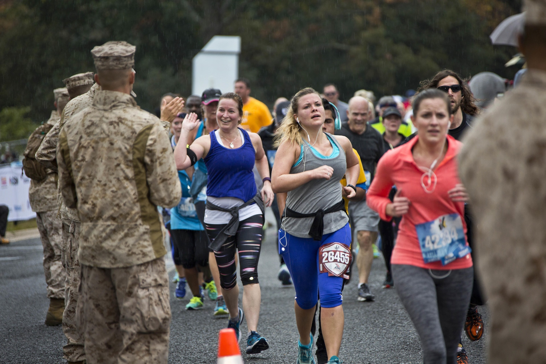 Marine Corps Marathon 2005 marine corp marathon photos