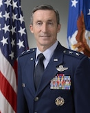 Official Air Force Image: MGen Ronald Miller Bio Photo