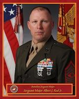 Sergeant Major Albert J. Rod Jr.