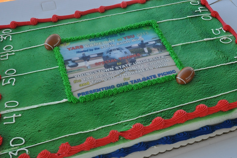 YARS Game Day tradition continues: Football, food, and friends ... Ysu Campus Map M Tailgate on