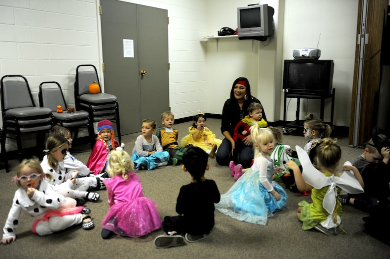 Co-op Halloween Party > Minot Air Force Base > Article Display