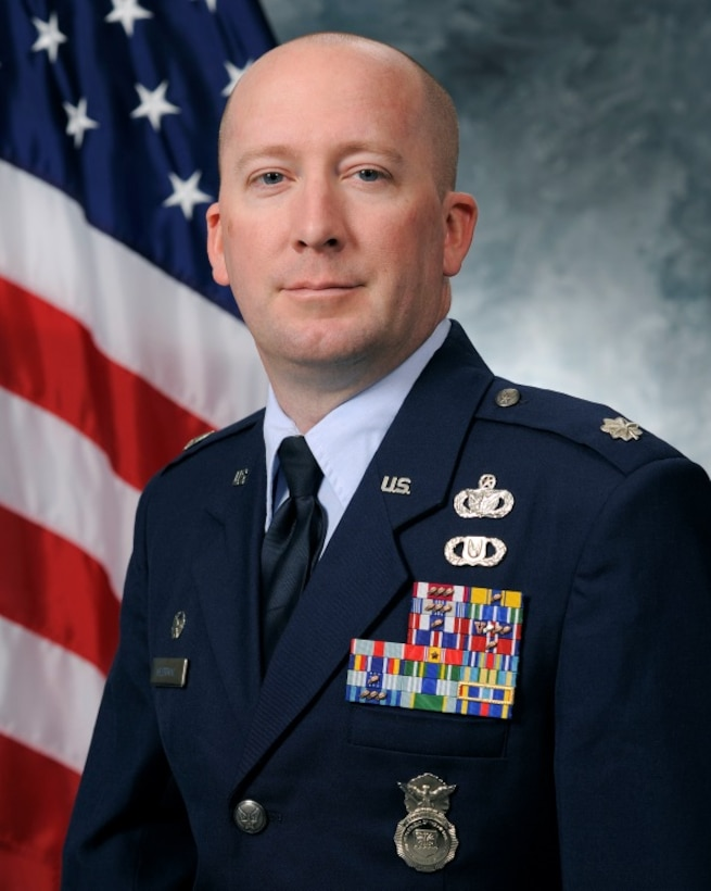 Lt. Col. Jeffrey Westphal is the 50th Security Forces Squadron commander at Schriever Air Force Base, Colorado.