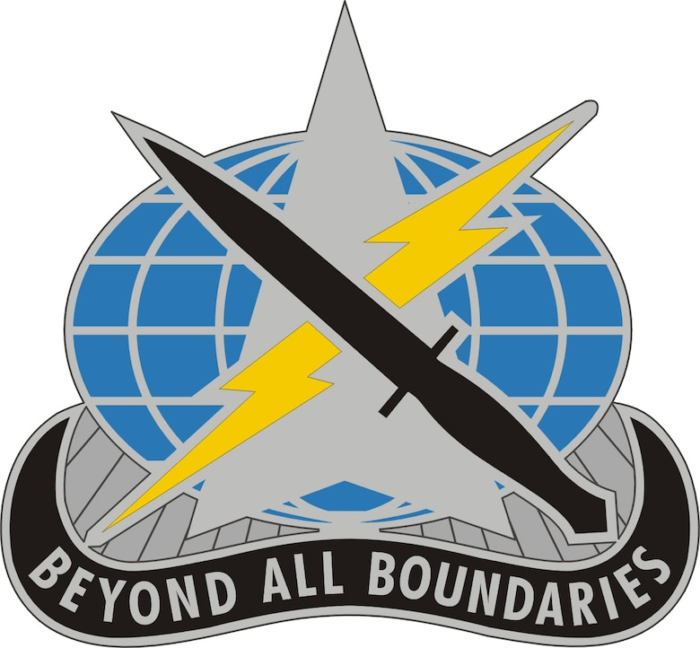 743rd Military Intelligence Battalion unit insignia