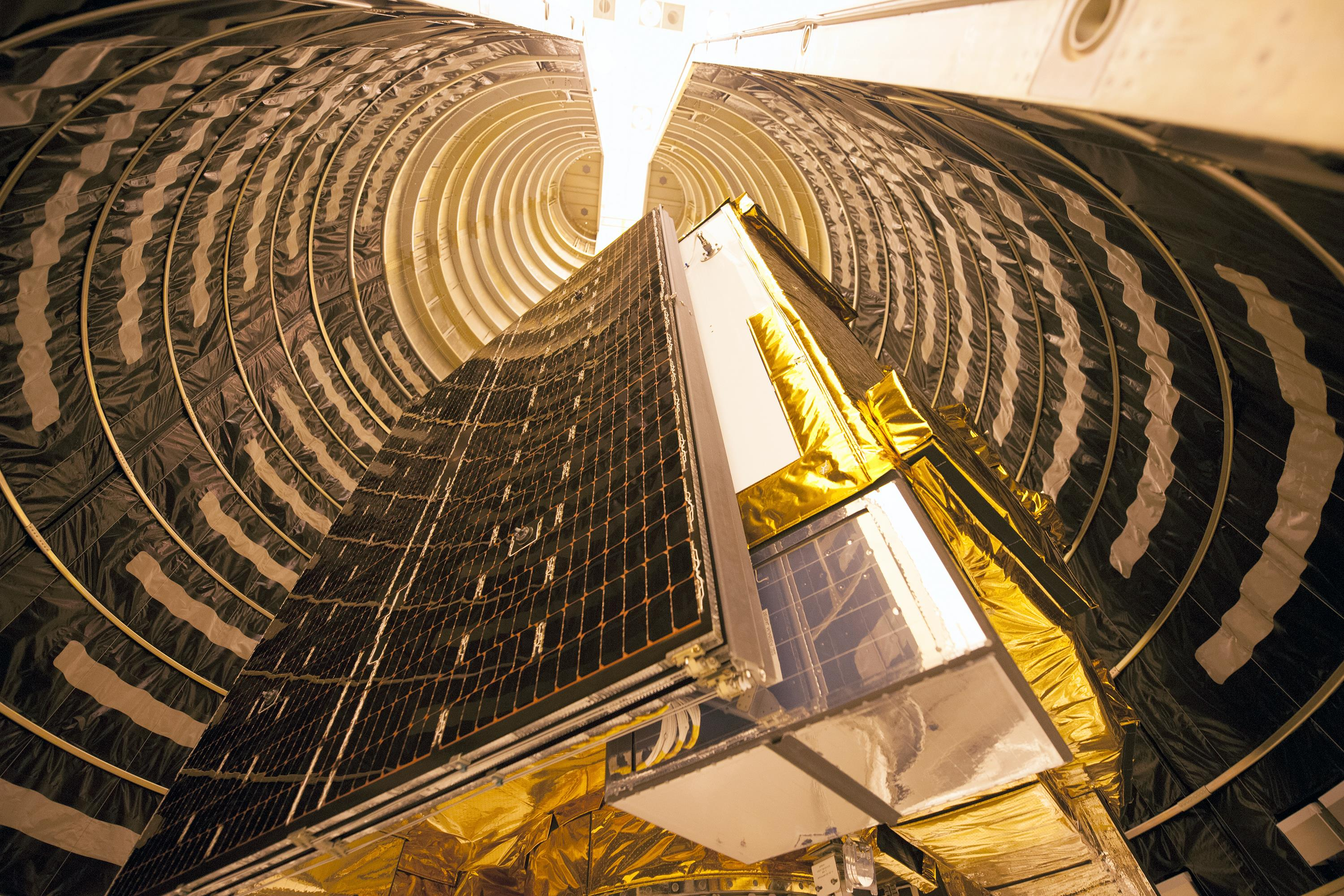 Air Force Set To Launch Next To Last Gps Iif Satellite