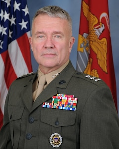 Lt. Gen. Kenneth F. McKenzie Jr., Director of Strategic Plans and Policy, J-5