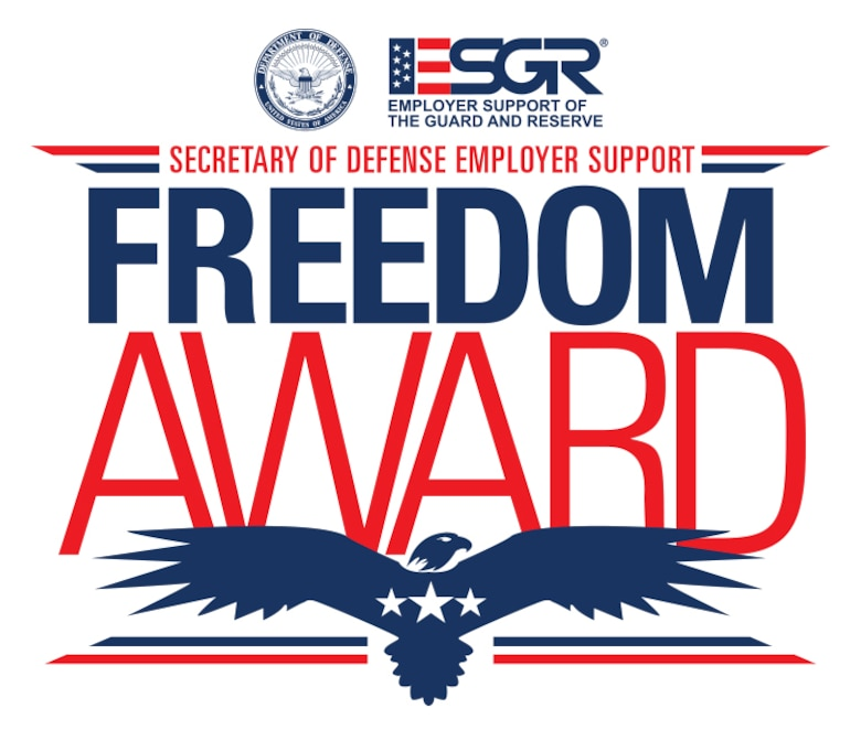 2016 Secretary of Defense Employer Support Freedom Award