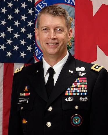 Lieutenant General Daniel R. Hokanson is the Deputy Commander, U.S. Northern Command, and Vice Commander, U.S. Element, North American Aerospace Defense Command at Peterson Air Force Base, Colorado.
