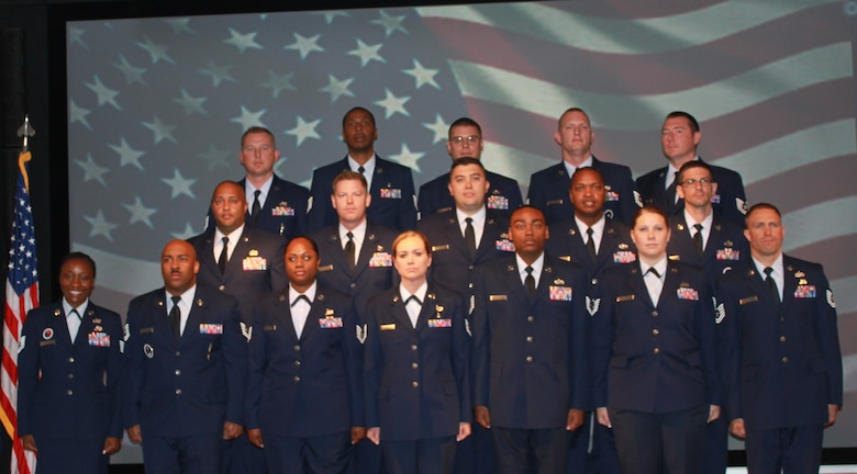 ARPC member graduates from NCO Academy > Air Reserve
