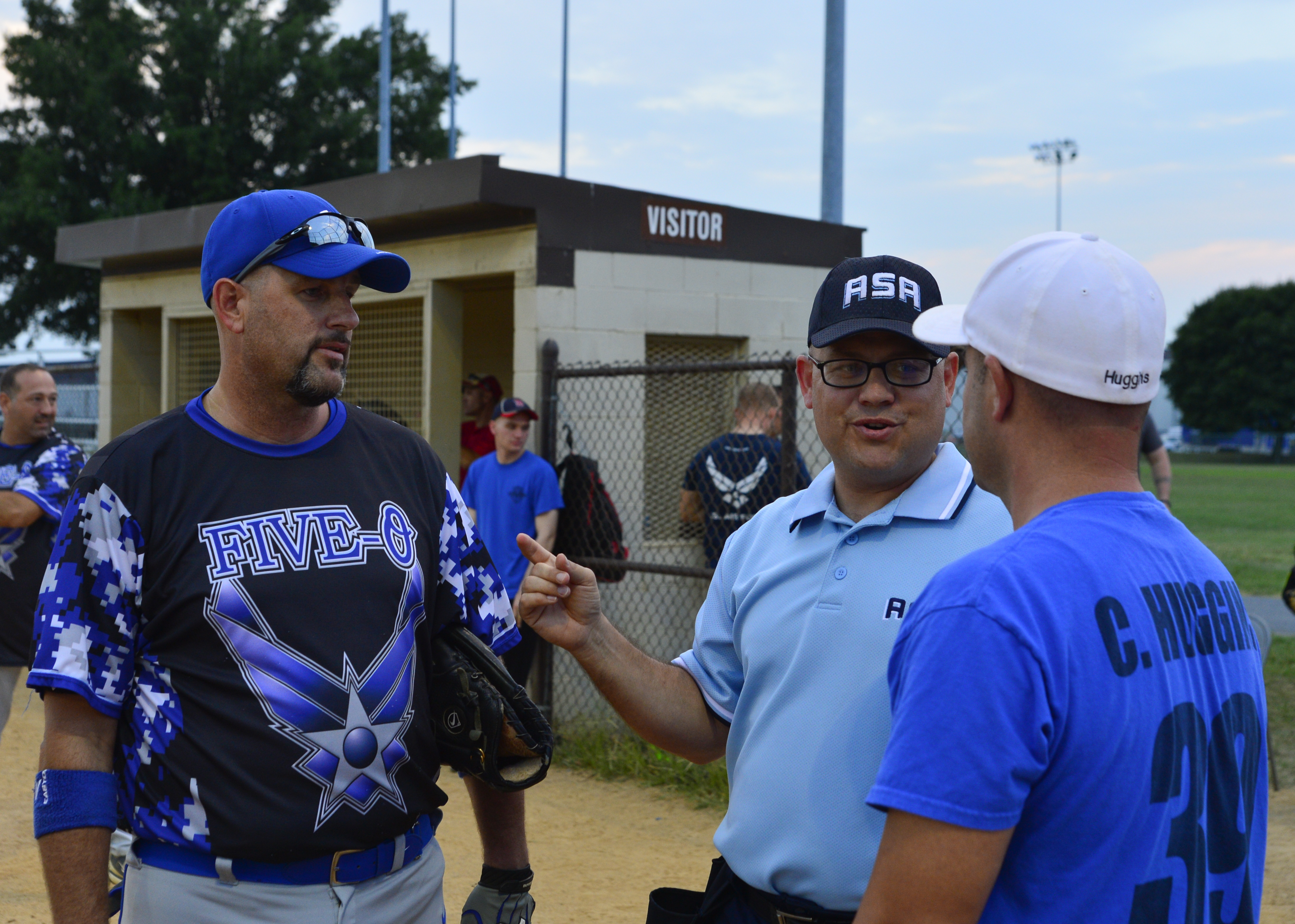 Dover AFB Intramural Softball