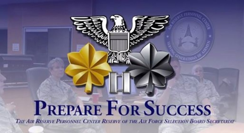 Prepare for Success: HQ ARPC promotion board overview > Air