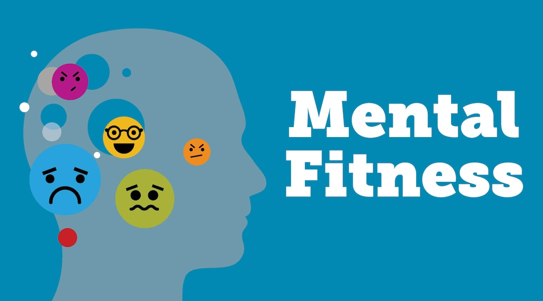Air Force Materiel Command will promote its Mental Fitness Awareness Campaign this fall.