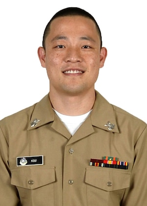 "Hospital Corpsman 1st Class Kang Kim, independent duty corpsman, Clinical Services Department, Naval Branch Health Clinic Albany, located aboard Marine Corps Logistics Base albany, outlines ways to prevent heat-related illness in the column, ""Ask the doc."""