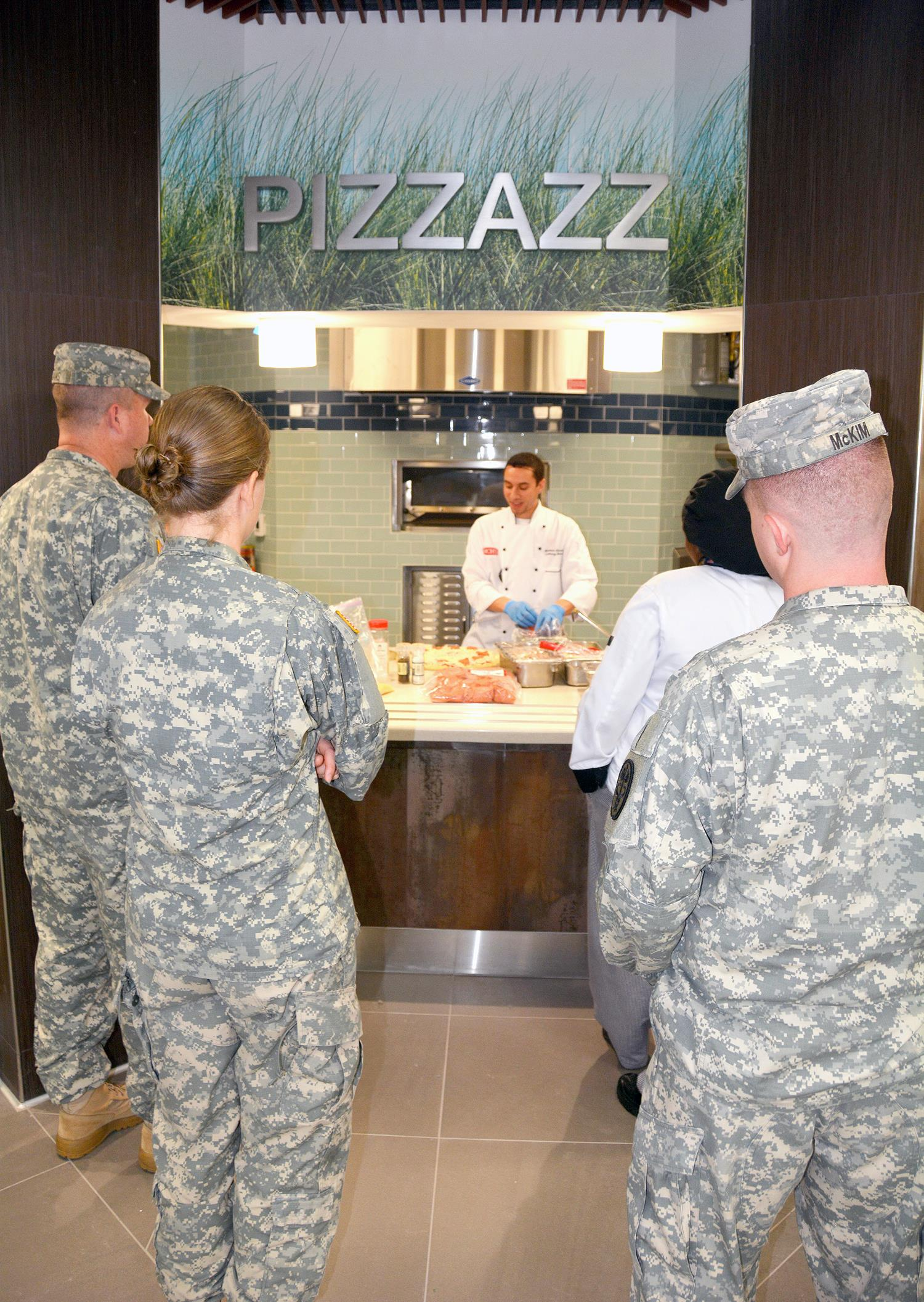 Bamc To Unveil New Improved Dining Room Joint Base San Antonio News