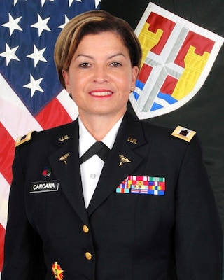 Col. Marta Carcana has been confirmed to become Puerto Rico's next adjutant general. She becomes the first woman in that position on the island.