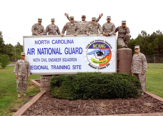 The 145th Regional Training Site in New London, N.C. was host to nine Airmen attending the Instructor Certification Program (ICP). This two week certification course prepared Airmen to be military instructors both at home station and at satellite locations. Members of the 145th Civil Engineer Squadron along with 163d Reconnaissance Wing,at March Joint Air Reserve Base, California Air National Guard's 144th Fighter Wing, and Airmen from Wisconsin Air National Guard's 128th Air Refueling Wing all graduated Sept 4, 2015. The course was taught by Master Sgt. Clifton Boswell from the I. G. Brown Training Center, McGhee-Tyson ANG Base in Knoxville, Tennessee.  (U.S. Air National Guard photo by Master Sgt. Patricia F. Moran, 145th Public Affairs/Released)