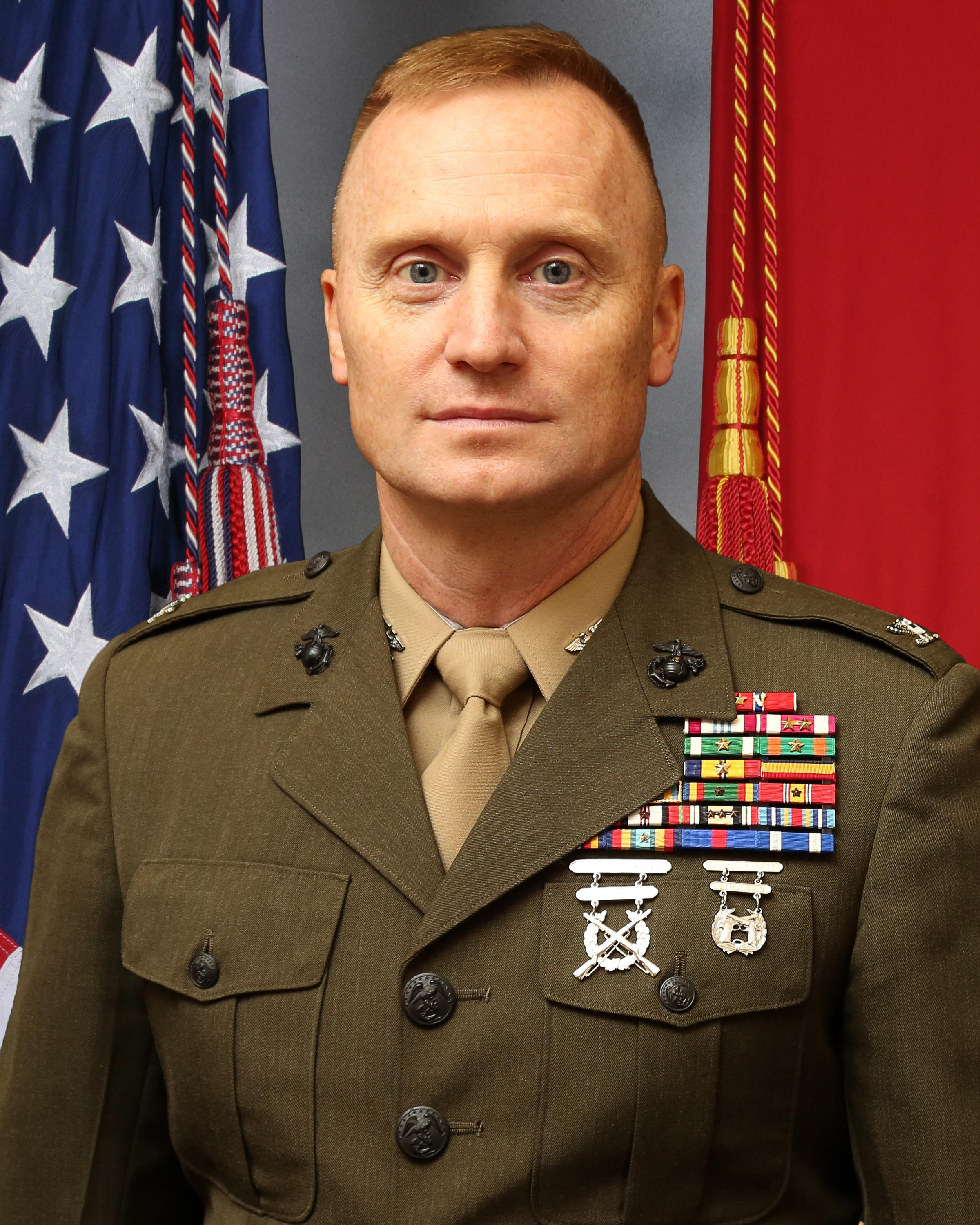 marine corps infantry officer