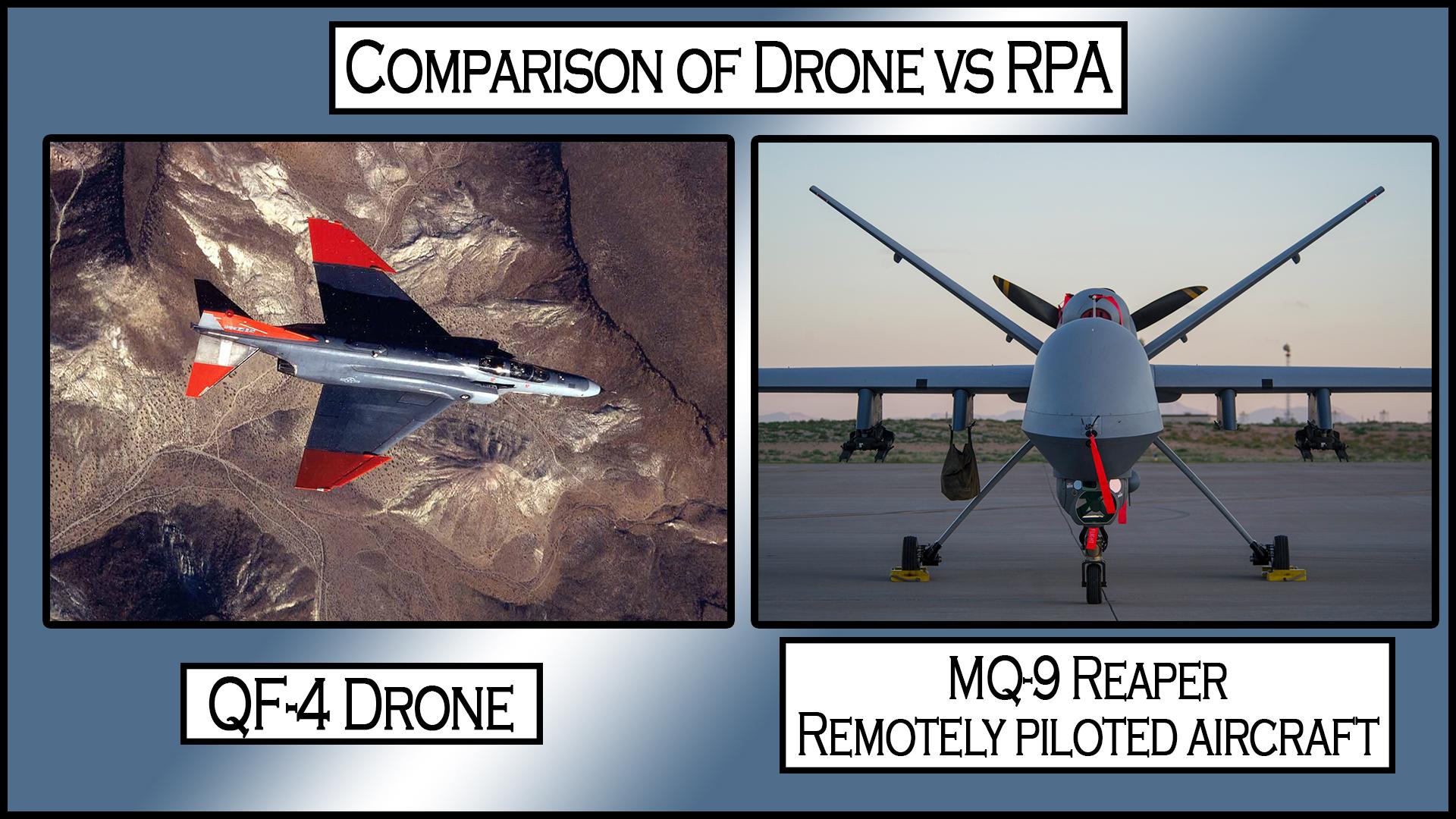 RPAs Defeat Drones In Air Superiority