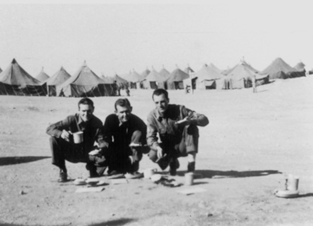Camp Ibis, Desert Training Center, California. Source: Bureau of Land Management, California.