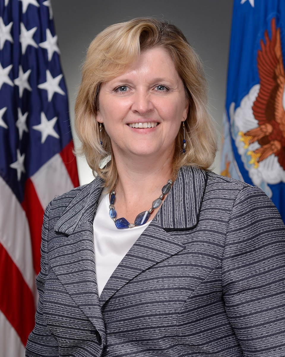 Official Air Force Image: Wendy Kay SES Bio Photo