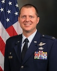Col. James A. Travis is the departing commander of the 476th Fighter Group.