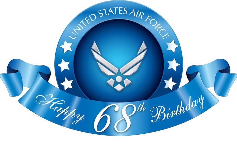 Happy birthday U.S. Air Force