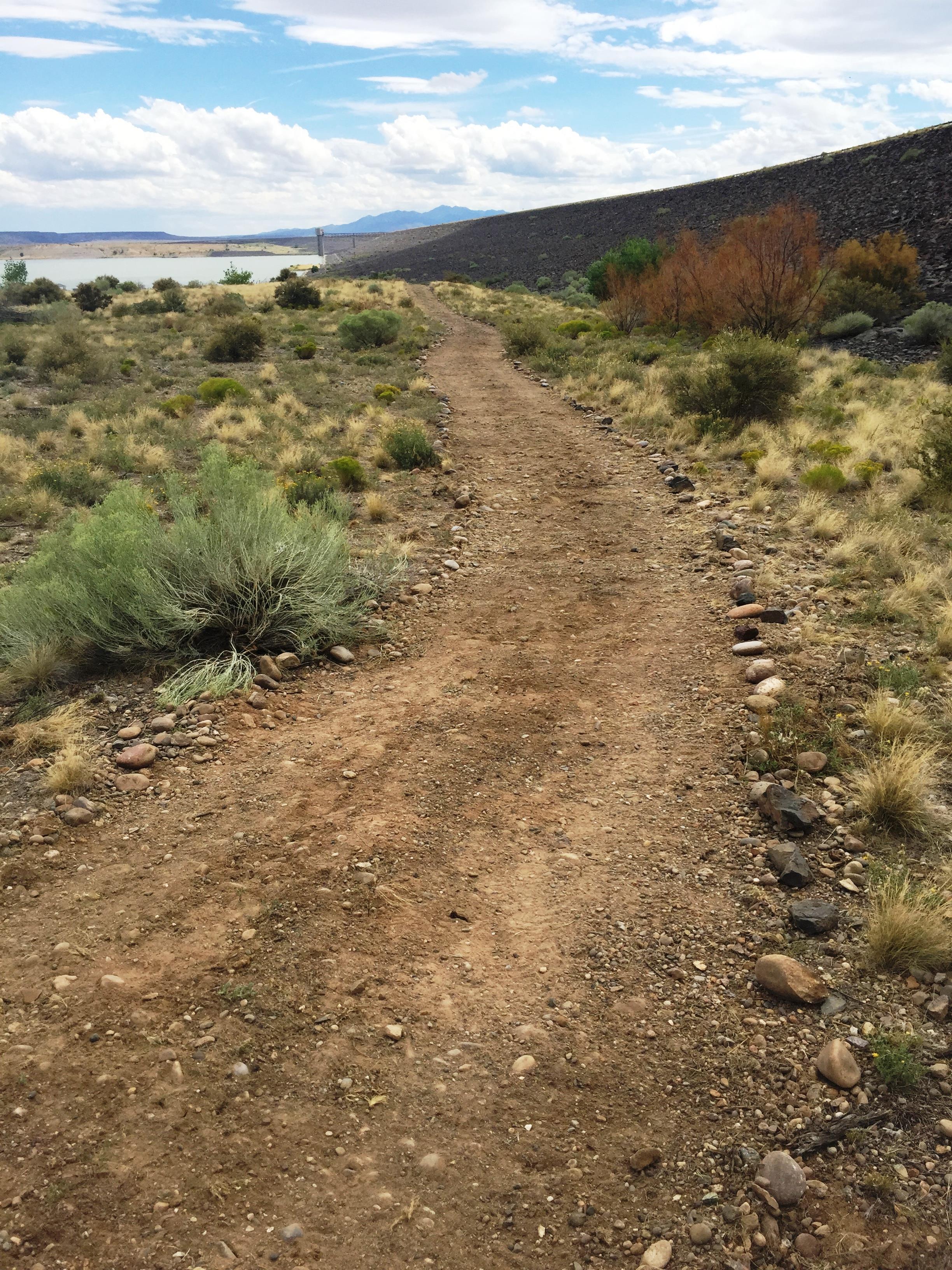 Volunteers Build Trails At Cochiti Lake Albuquerque District Albuquerque District News Stories