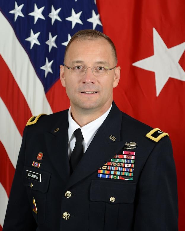 WILLIAM H. GRAHAM, BG, USA