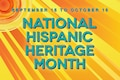 Hispanic American Heritage Month marks a time to showcase and honor the many contributions Hispanic Americans have made to the Defense Department and the nation.