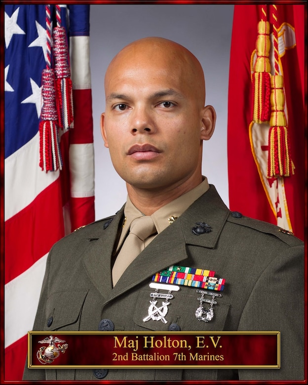 Executive Officer, 2nd Battalion, 7th Marines